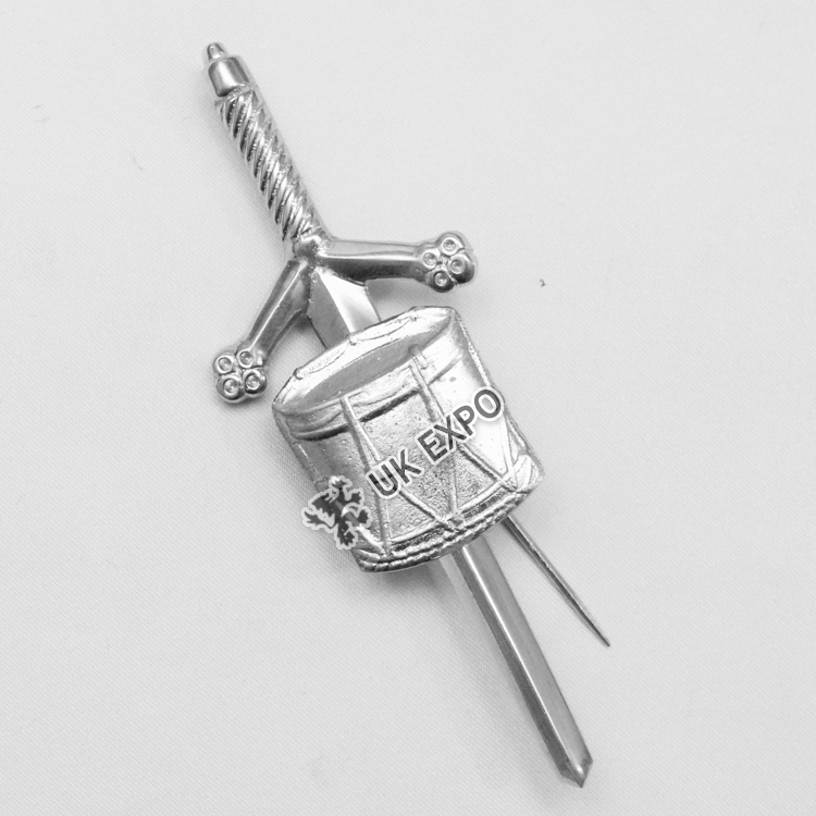 Drum Major Kilt pin