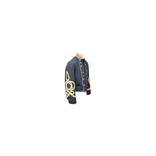 Generals Double Breasted Shell Jacket | Confederate Officers Coats