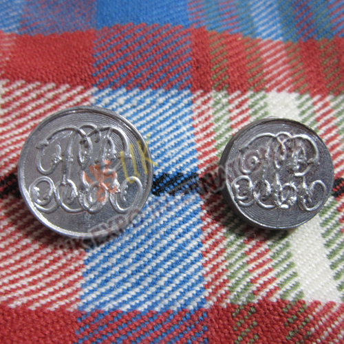 GR pweter Button 18mm and 22mm