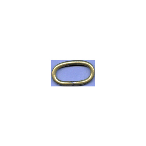INFANTRY BELT HARDWARE (OVEL,BRASS)