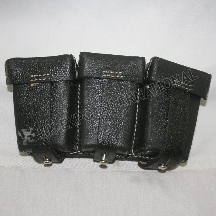 K98 Pouches Black