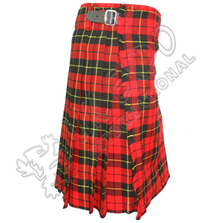 Scottish Wallace Modern 5 yard Tartan Kilts