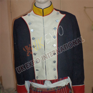 3rd Regiment Foot Office Jacket