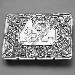 42nd Regimental Buckle