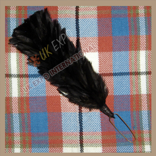 Black Feather Hackles