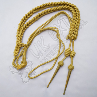 Aiguillette Golden Color