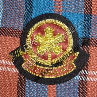 Air Canada Jazz Blazer Badge