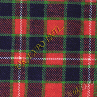 Ancient Fraser Tartan No 13