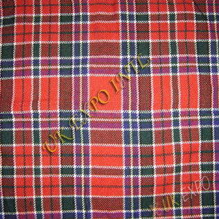 Ancient MacBean Tartan No 4
