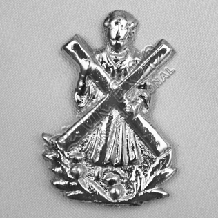 Andrews Metal Badge
