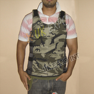 Army Bullet Proof Waist Coat