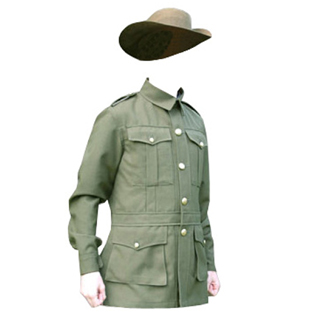 Australian Tunic for WW2