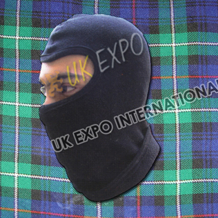 Balaclava Cap Color Blue