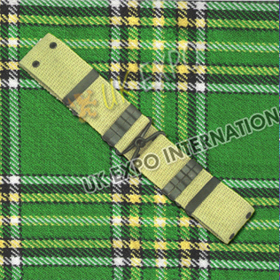 Belt Color Yellow