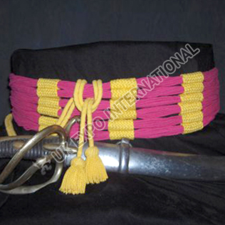 Belt Scarf Light Cavalry Barrel Sash