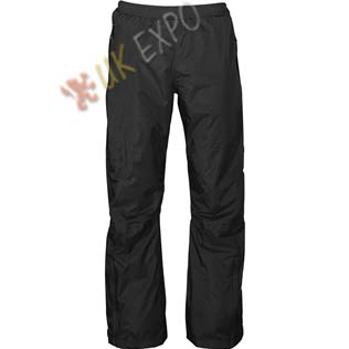 Black Color Cotton Gents Trouser