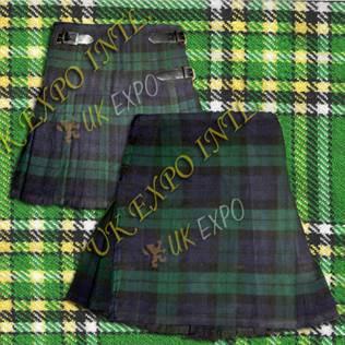 Black Watch Children Kilt Size 9