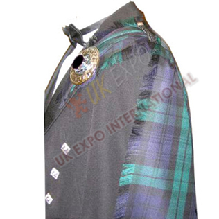 Black Watch flay plaid