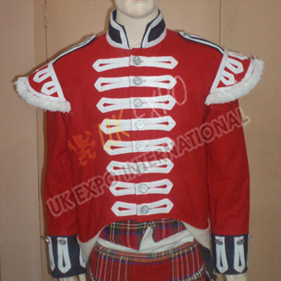 Black watch infantry Jacket