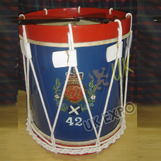 Black Watch Side Drum