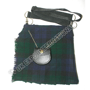 Black Watch tartan Kilt Bag