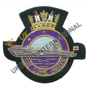 Blazer Badges