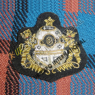 Blazer Cap Badge