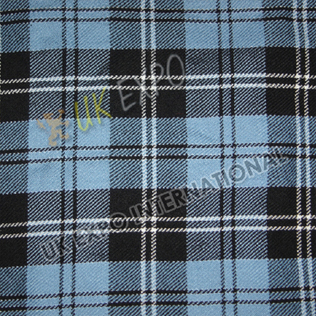 Blue and Black Tartan No 47