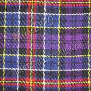 Blue and Purpel Tartan No 42