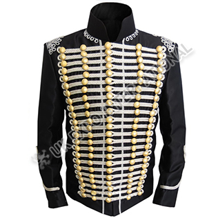 Braid officers military jacket