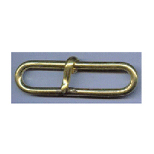 Brass Belt Keeper