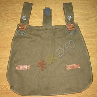 Breadbag German Khaki color