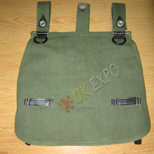 Breadbag Green Olive color
