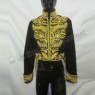 British court Levee Jacket The 7th Marquess of Cholmondeley Allan Warren