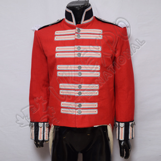 British Royal Marines Uniform Red wool coat