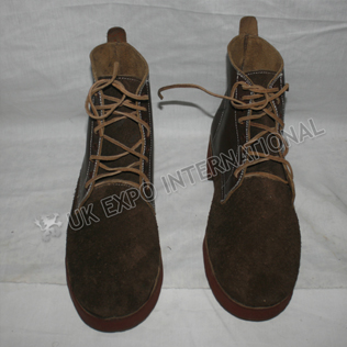 Brown Lether shoe
