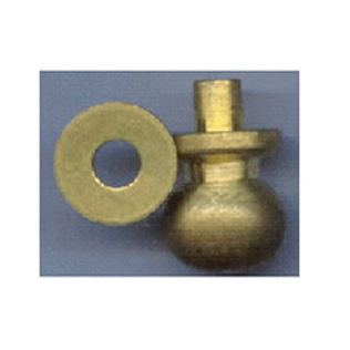 Cartridge Box Stud Washer Pewter