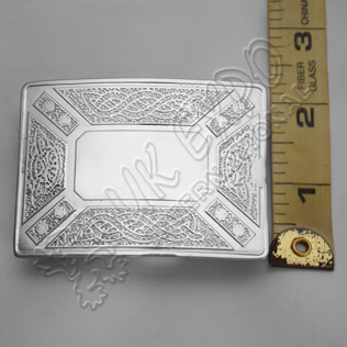 Celtic Design Baby Scottish Buckle