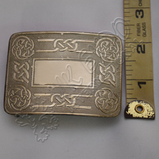 Celtic Irish Antique Baby Scottish Buckle