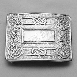 Celtic Irish Buckle