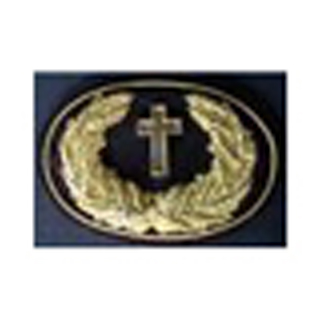 Chaplain Brass Cross