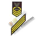 Chief Petty Officer Av Electricians Mate 12 years with Good Conduct