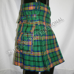 Commonwealth Games Tartan Utility kilts