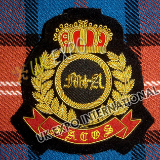 Crown Family Badge