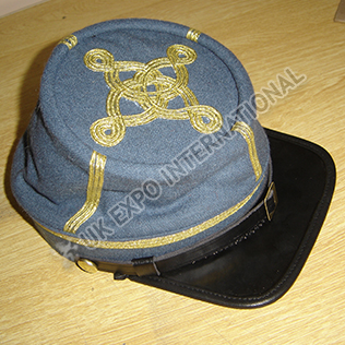 CS Captains Embroidered Kepi