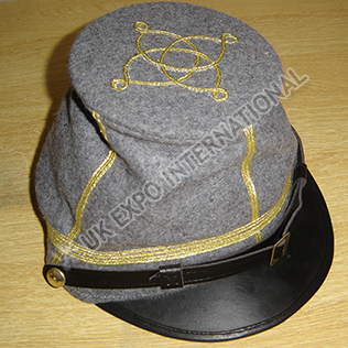 CS Lieutenants Embroidered Kepi