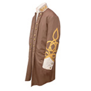 CS Major through Full Colonels Double Breasted Frock Coat