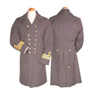 CS Naval Officers Frock Coat