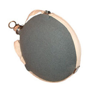 CS Stainless Steel Canteen (Plain Finish)