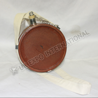 CS Wooden Drum Canteen